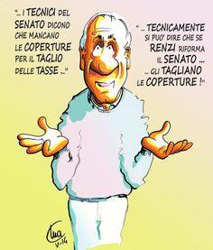 """ITALIAN COMICS - Le """"coperture"""" economiche dei tacchini…"""