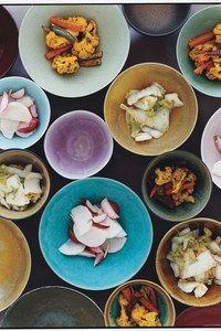 Овощи индийской пряной маринованной / Маркус Нильссон