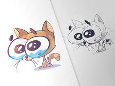 Kitty-Kitty by spovv