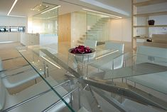 vivienda-lluesma-interiorismo (8) Chair, Furniture, Home Decor, Modern Interior Design, Minimalist Chic, Apartments, Architects, Decoration Home, Room Decor