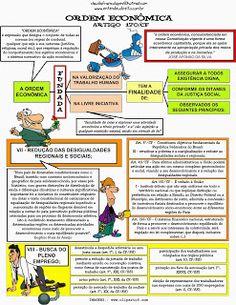 ENTENDEU DIREITO OU QUER QUE DESENHE ???: ORDEM ECONÔMICA - ARTIGO 170/CF