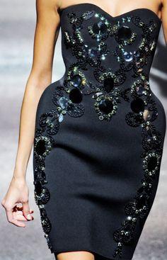Fashion Couture | Lanvin  Autumn/Winter 2012.