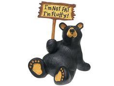 I NEED THIS BEAR - Fluffy ~ that's me..