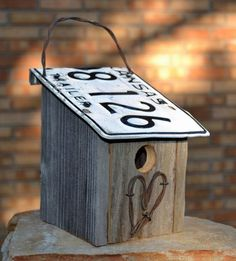 How To Create Bird Houses By Yourself - Do It Yourself Samples