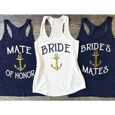 Hey, I found this really awesome Etsy listing at: https://www.etsy.com/listing/275356324/bachelorette-nautical?ref=shop_home_active_7 Go check it out super cool!!