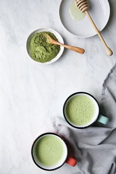 The Benefits of Matcha Plus Recipes