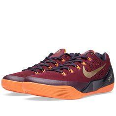 buy popular 51d5a 369ad Nike Kobe IX  Deep Garnet  (Deep Garnet  amp  Metallic Gold) Fashion