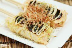 Pasta Hashimaki Recipe Details, Pulled Pork, Cheesesteak, Pasta, Japanese, Ethnic Recipes, Food, Shredded Pork, Japanese Language