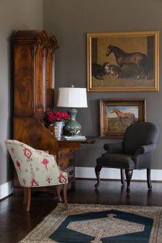 Casa De Muñecas Nogal Queen Ann Tallboy alta cómoda de cajones de muebles de dormitorio