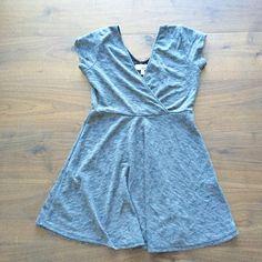 2 for 45$ Derek Heart Gray skater dress practically new but washed once. i used only to try on. purchased in texas along w other dresses to wear on the strip. my husband got this for me but not my style- again lol  im more of a shift dress kind of girl 30$ in bundle Derek Heart Dresses