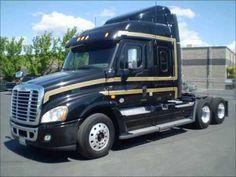 freightliner trucks 2