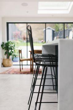 Side return kitchen extension