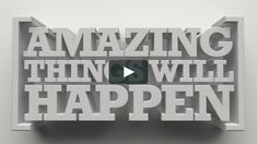 Digital Design (Spring 2011) Oklahoma State University Professor Justen Renyer Illustrator, Soundbooth, Cinema 4D, After Effects  This Kinetic Typography project…
