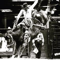 Pretty sure Hawkeye Henson wouldn't mind a giddy up into the weekend. #CowboyUp