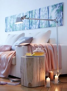 Antik Angehauchte Leseecke Mit Ohrensessel (Office Furniture Designs) |  Living Spaces | Pinterest | Interiors, Decoration And Bed Room