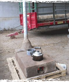 Fuel Saving Stove  Send a Cow | African Gardens in the UK | Keyhole Gardens | Bag Gardens | Tip Taps