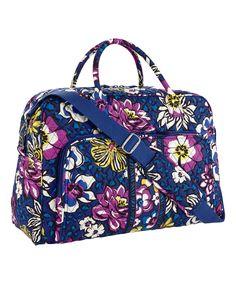 412c5a0f21 African Violet Weekender by Vera Bradley  zulilyfinds Vera