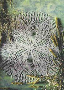 Decorative Crochet Magazines 57 - Gitte Andersen - Веб-альбомы Picasa