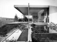 Chuey house (1956). Richard Neutra.