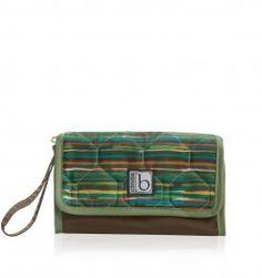 Swing Wallet - Belize Brown  www.daniellesdives.com