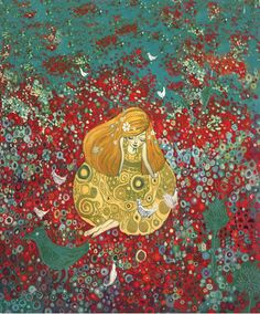 David Sala, La colère de BANSHE. Each of his paintings is better than the last.