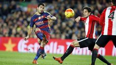 FC Barcelona - Athletic Club (6-0) | FC Barcelona. One hell of a goal Suarez!