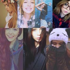 Acacia is such an inspiration to me. No I don't like her just because she's pretty or because she dated Sam or because she's in a band. She's such an amazing role model and she's has changed so much as a person. She will forever be my style icon and role model!! Credit to: @αleхιѕ ♛ :) <3