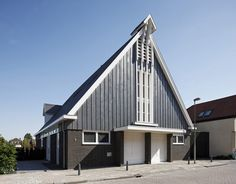 Interview: Ruud Visser Transforms Old Churches and Water Towers Into Incredible Modern Homes | Inhabitat - Sustainable Design Innovation, Eco Architecture, Green Building