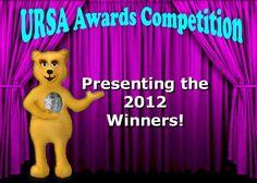 Presenting the 2012 URSA Awards sponsored by BearsandBuds Teddy Bear Magazine.Who won the URSA Major-Best Overall?
