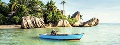 Island Country of Seychelles - Lonely Planet