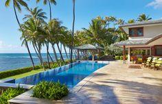 Diamond Head Oceanfront Residence tropical pool