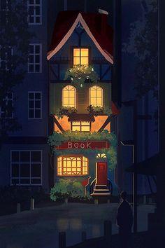 Algodão-Doce - Best of Wallpapers for Andriod and ios Art Et Illustration, Illustration Children, Illustrator, Anime Scenery, Aesthetic Art, Cute Wallpapers, Cute Art, Art Inspo, Aesthetic Wallpapers