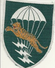 ARVN Special Forces Patch silk