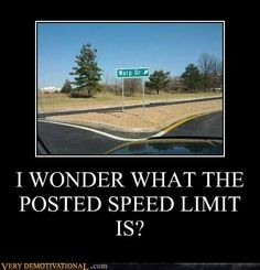 Star Trek: A street sign for Warp Drive