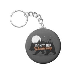 Don't Die Wondering Keychain   #goat #weddings #women camping diy, camping equipment, camping acampar, back to school, aesthetic wallpaper, y2k fashion Homemade Mothers Day Gifts, Mothers Day Gifts From Daughter, Unique Mothers Day Gifts, Grandma Gifts, Beach Camping Tips, Diy Camping, Camping Hacks, Women Camping, Camping Recipes