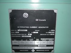 GE-Canada-AC-Generator - Canadian General Electric - Wikipedia New Company Names, T2 T3, Moving To Canada, Parent Company, Lighting Companies, Joint Venture, Nuclear Power, Vacuum Tube, Quebec City