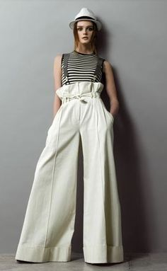 Style Glossary: Paperbag Pants | POPSUGAR Fashion