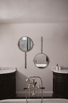 MbE mirrors, edited by DCW éditions  #design #bathroom #interiordesign #bathroomdesign ##bathroomdecor #bathroomideas #mirror