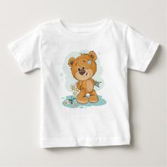 Gridley Baby T-Shirt - baby gifts child new born gift idea diy cyo special unique design