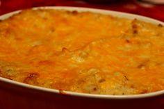 Sweet Tea and Cornbread: Twice Baked Potato Casserole...a Family Favorite!