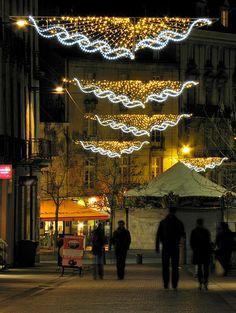 #Nantes (44), illuminations 2010, réalisation Groupe Leblanc Illuminations…