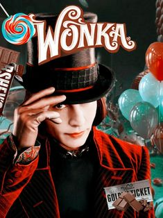Johnny Depp Willy Wonka, Johnny Depp Movies, Todos Os Power Rangers, Sleepy Hollow Tim Burton, Johnny Depp Wallpaper, Edward Scissorhands, Helena Bonham Carter, Sweeney Todd, Chocolate Factory