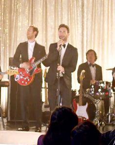 """Adam Levine Crashes Weddings in Maroon 5's """"Sugar"""" Music Video - Us Weekly"""
