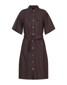 Paul & Joe Women Knee-Length Dress on YOOX. The best online selection of Knee-Length Dresses Paul & Joe. Paul Joe, Woven Belt, Women's Knee Length Dresses, World Of Fashion, Your Style, Short Sleeves, Shirt Dress, Shirts, Shopping