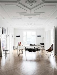 Interiors | Norwegian Apartment - DustJacket Attic