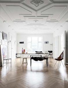 Interiors   Norwegian Apartment - DustJacket Attic