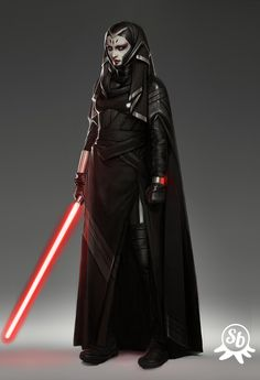 Star Wars Dark Lords of the Sith 7 Star Wars Fan Art, Star Wars Concept Art, Star Wars Sith, Star Wars Rpg, Star Trek, Star Wars Characters Pictures, Star Wars Images, Gothic Characters, Female Sith