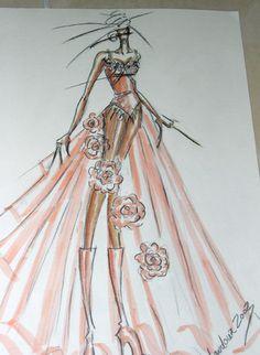Blog de florenceselaudoux :WEB Designer Textile illustrateur illustrations mode et Publicité Création de Flyers logos visuels, Haute Couture Créateur