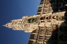 The Glockenspiel, Munich Germany