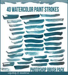 21 Packs de Pinceles Gratis para Photoshop / 21 Free Photoshop Brush Sets
